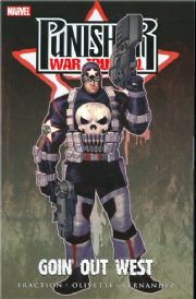 Punisher War Journal Goin Out West Trade Paperback Volume 2 TPB